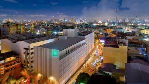 จองโรงแรมในกรุงเทพ