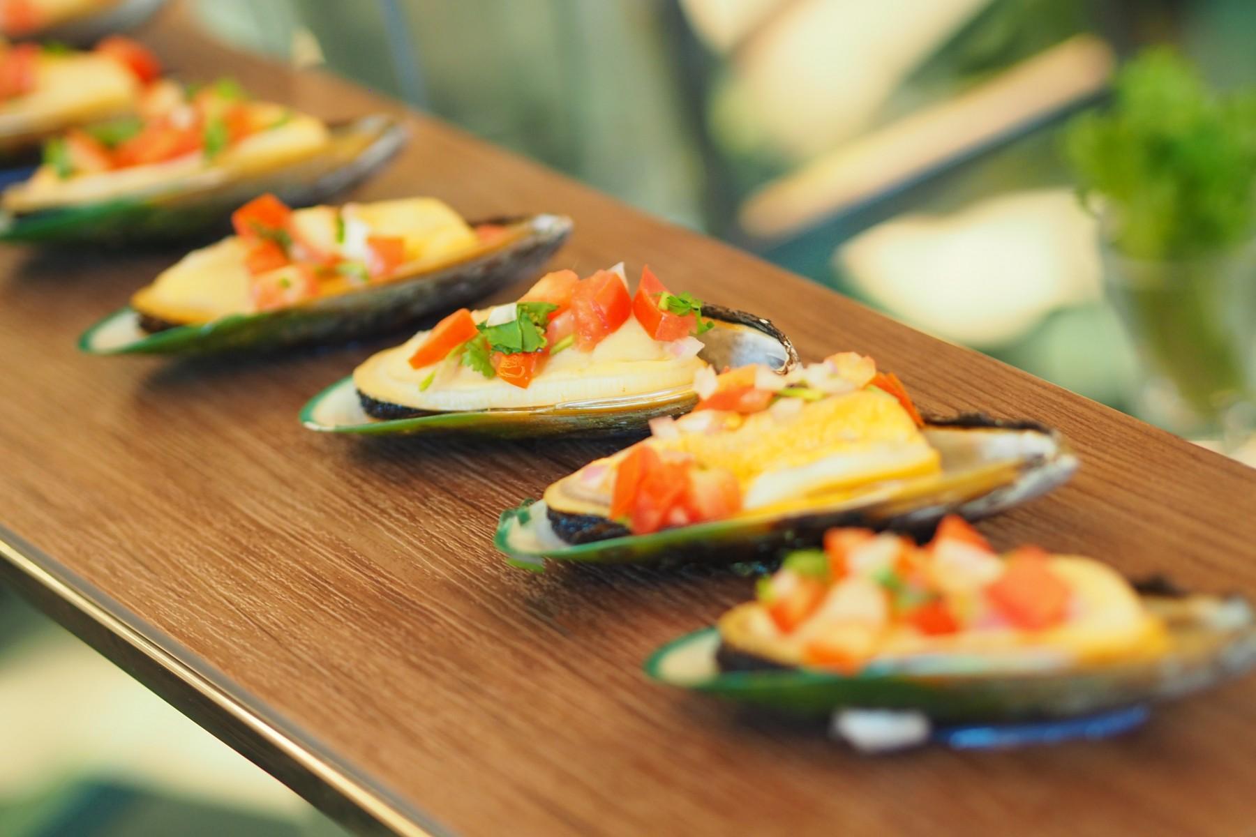 seafood lunch buffet bangkok