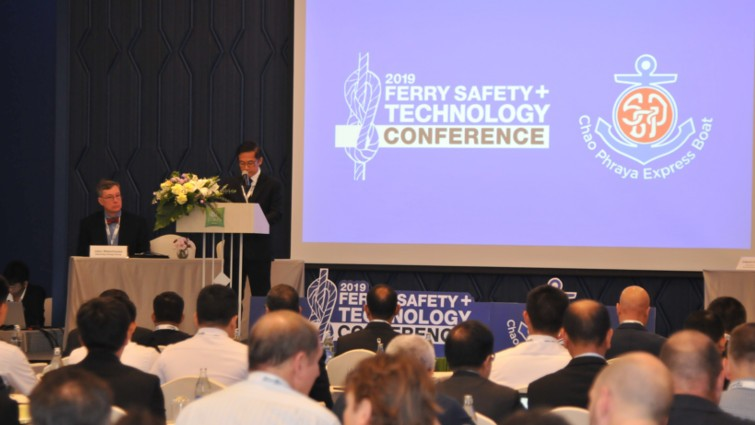 Ferry safety conference